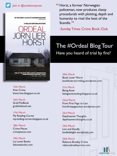 Ordeal Blog Tour twitter