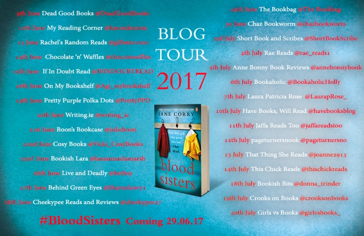 Blood Sisters Blog Tour(1)