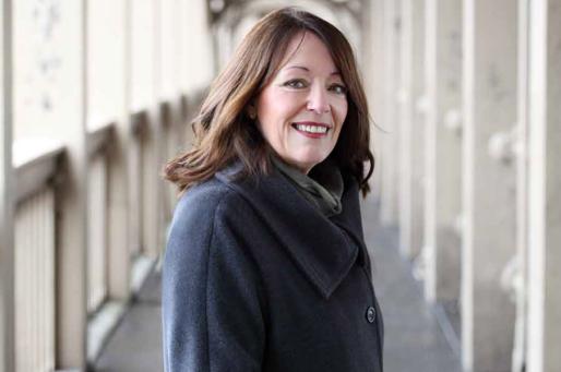 GN 2018 author Mari Hannah