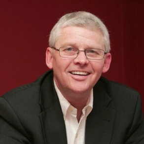 Ian Ridley Author Pic