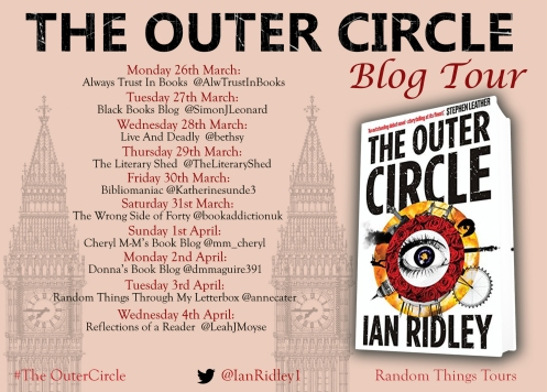 outer circle tour poster