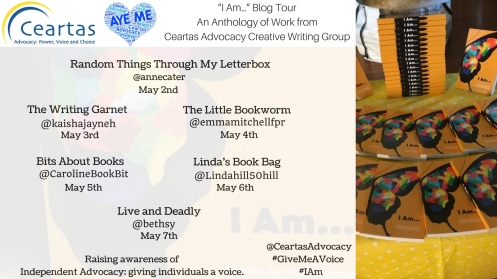 I Am Blog Tour Final