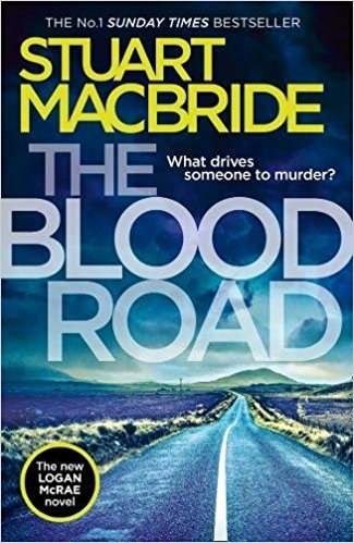 Cover for The Blood Road
