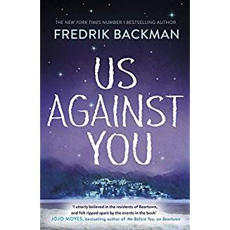Us Against You jacket cover