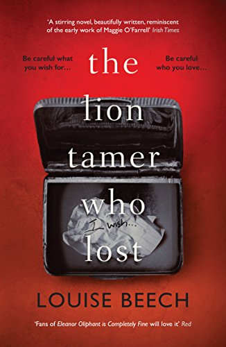 Cover for the Lion Tamer who lost