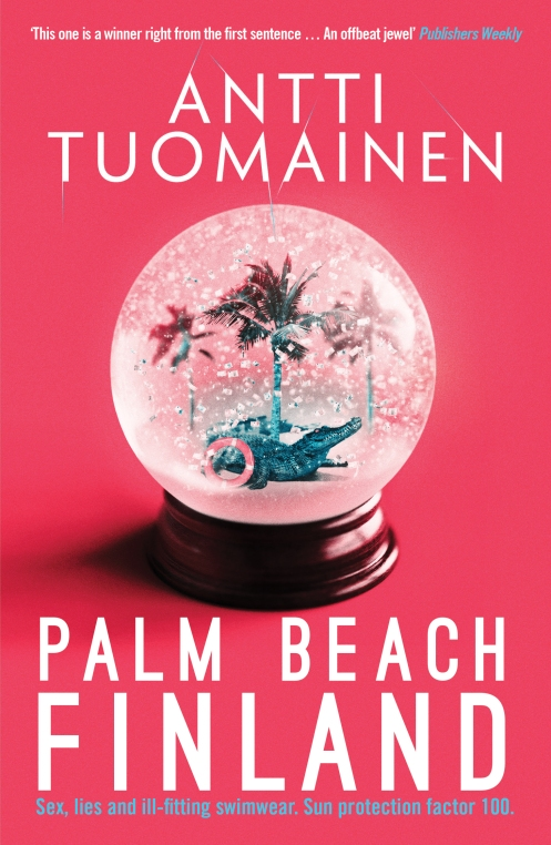 Cover of Palm Beach Finland by Antti Tuomainen