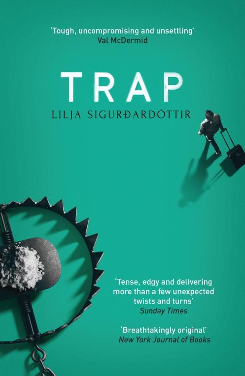 Cover of Trap by Lilja Sigurðardóttir