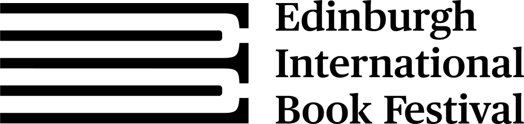 Logo of Edinburgh Book Festival