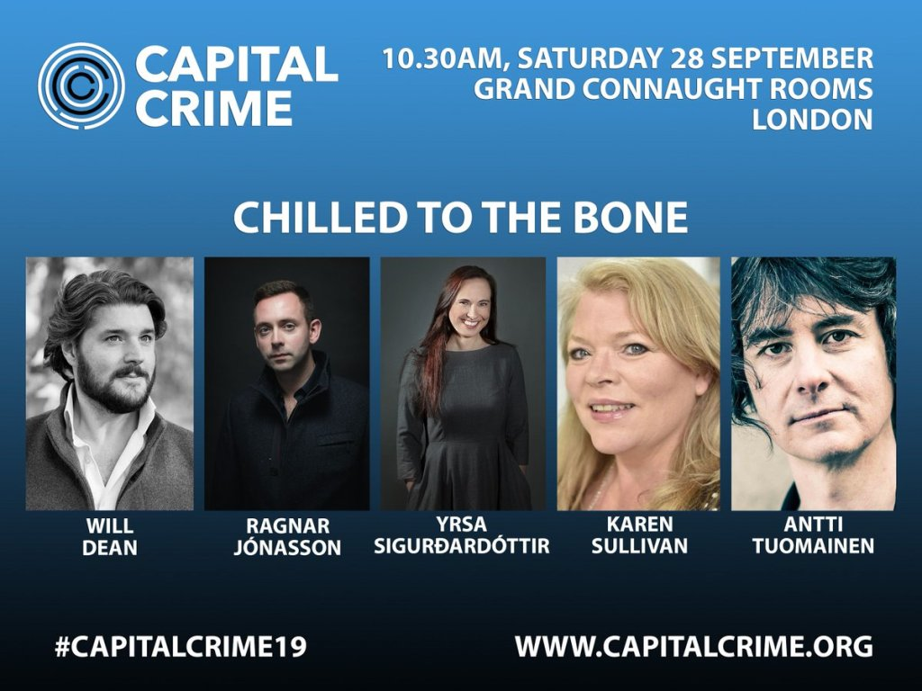 Banner photo for the Chilled to the Bone Panel