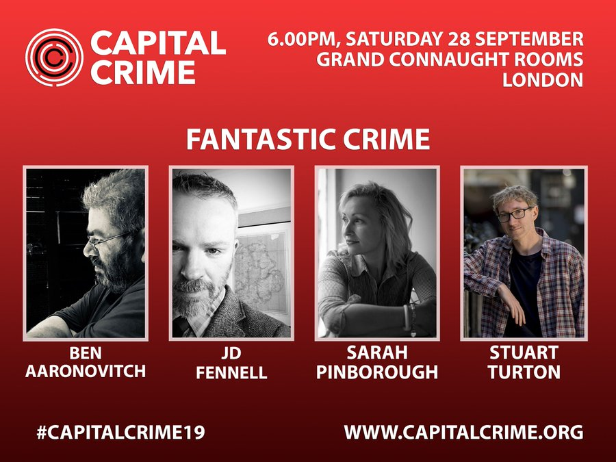 Banner photo for Fantastic Crime