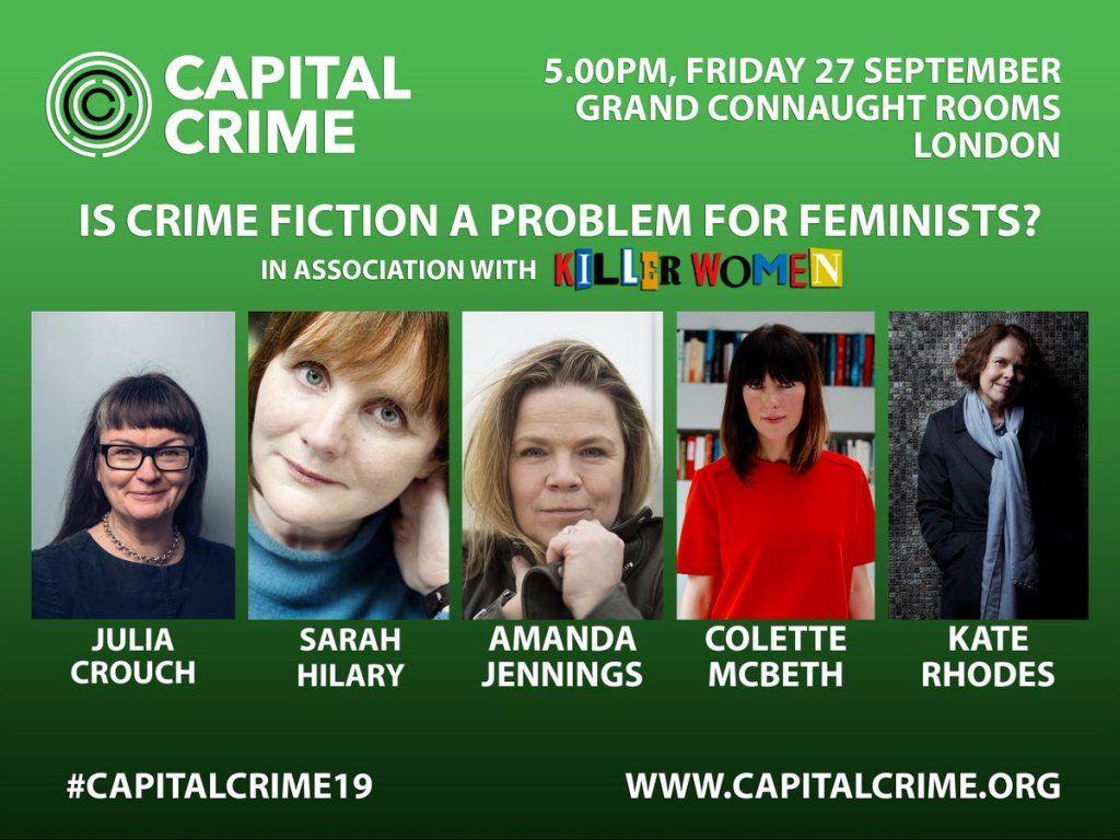 Banner photo for Is Crime Fiction a Problem for Feminists?