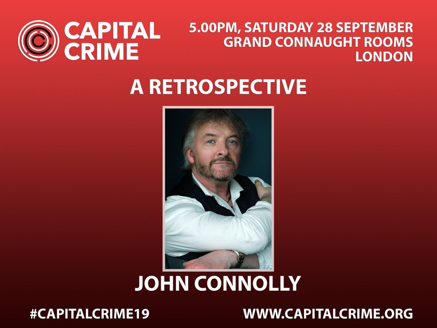 Banner photo for John Connolly a retrospective