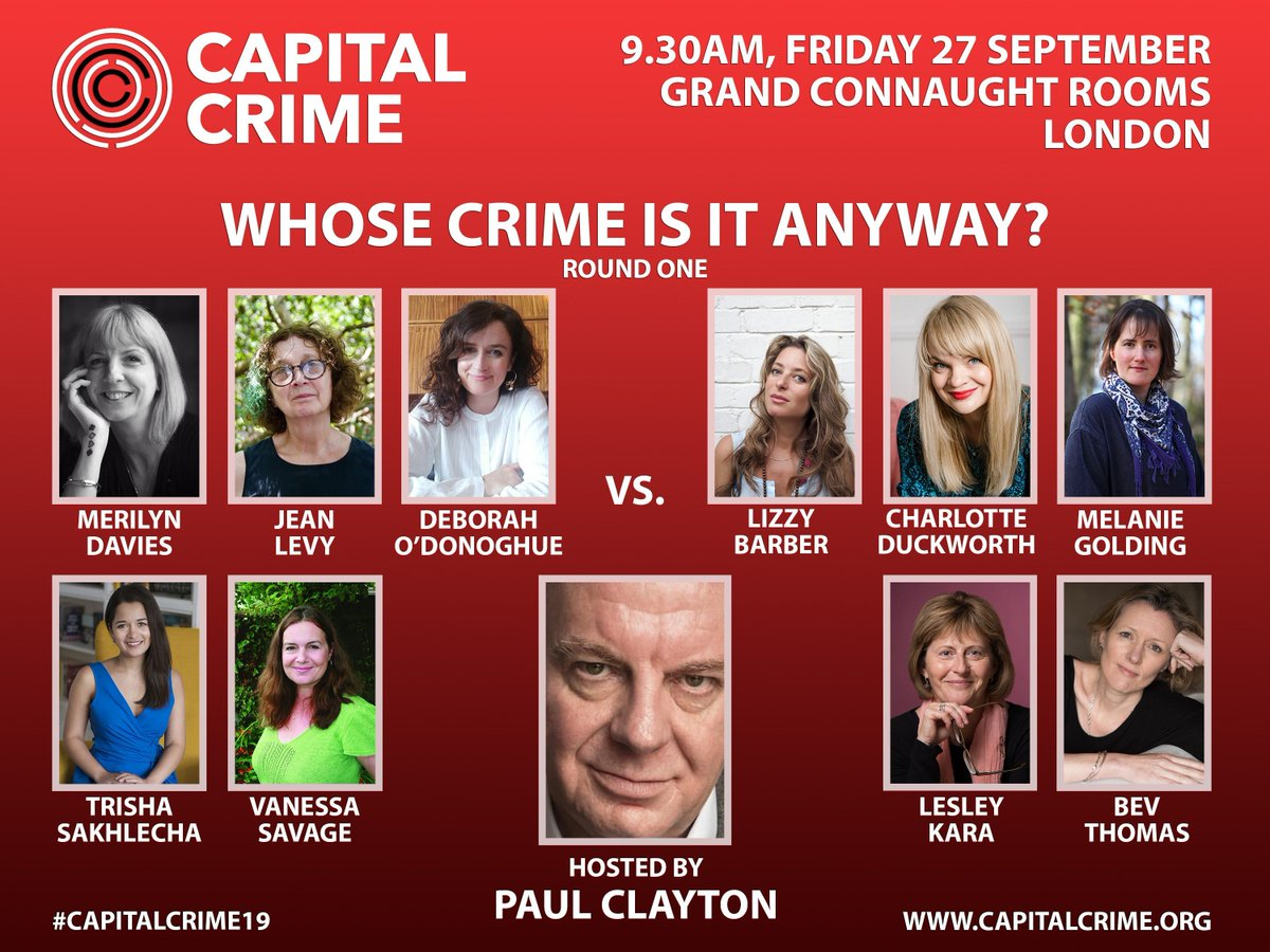 Banner photo for Whose Crime is it Anyway