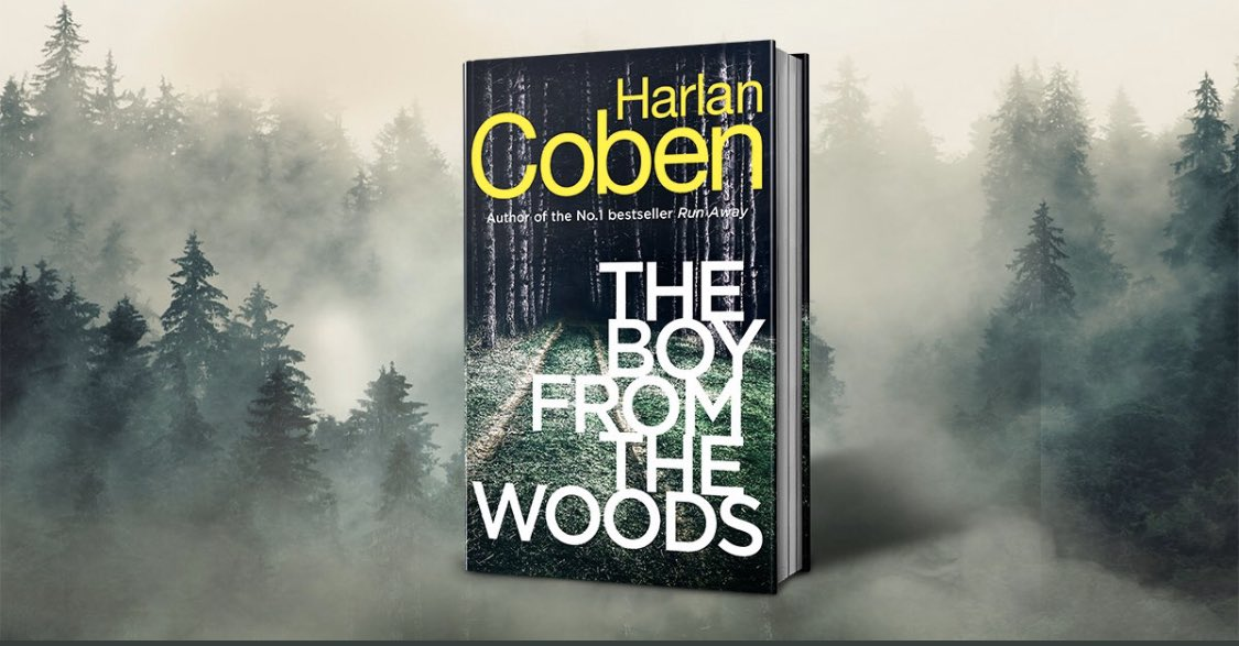 The Boy From The Woods By Harlan Coben  Harlancoben